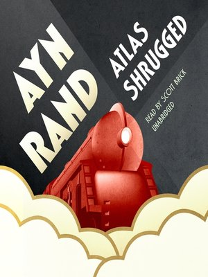 Click this cover for a(n) Audiobook sample of Atlas Shrugged.