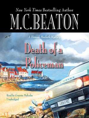 Click this cover for a(n) Audiobook sample of Death of a Policeman