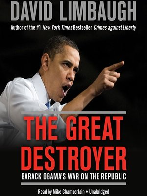 Click this cover for a(n) Audiobook sample of The Great Destroyer