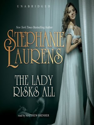 Click this cover for a(n) Audiobook sample of The Lady Risks All.