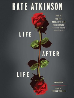 Click this cover for a(n) Audiobook sample of Life After Life.