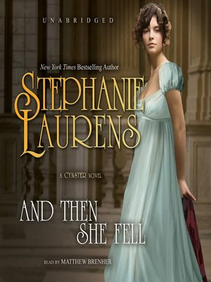 Click this cover for a(n) Audiobook sample of And Then She Fell