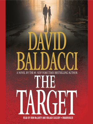 Click this cover for a(n) Audiobook sample of The Target.