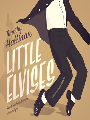 Click this cover for a(n) Audiobook sample of Little Elvises.