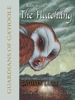 Click this cover for a(n) Audiobook sample of The Hatchling