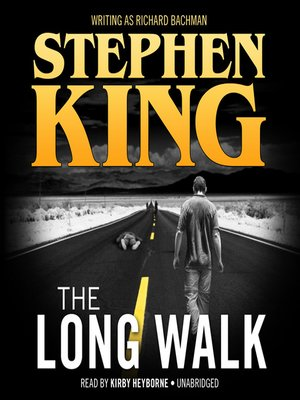 Cover of The Long Walk