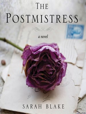 Click this cover for a(n) Audiobook sample of The Postmistress