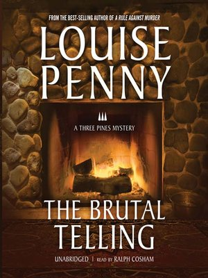 Click this cover for a(n) Audiobook sample of The Brutal Telling.