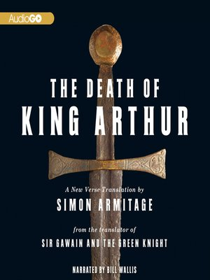 Cover of The Death of King Arthur