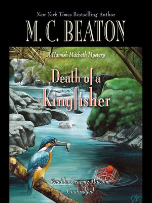 Click this cover for a(n) Audiobook sample of Death of a Kingfisher