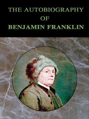 Cover of The Autobiography of Benjamin Franklin
