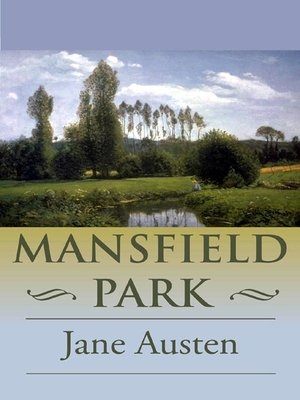 Click this cover for a(n) Audiobook sample of Mansfield Park.