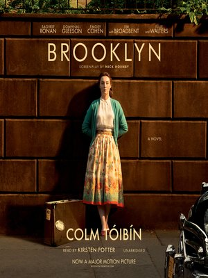 Click this cover for a(n) Audiobook sample of Brooklyn