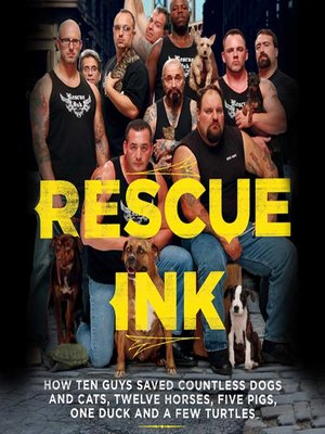 Cover of Rescue Ink