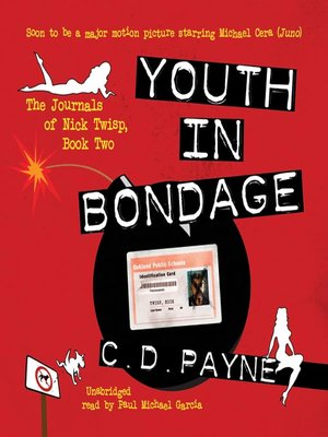 Cover of Youth in Bondage