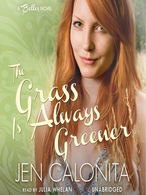 Click this cover for a(n) Audiobook sample of The Grass Is Always Greener.