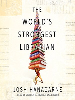 Cover of The World's Strongest Librarian