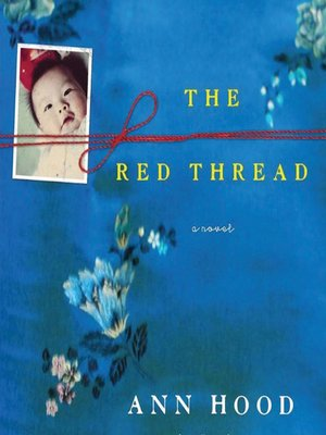 Click this cover for a(n) Audiobook sample of The Red Thread.