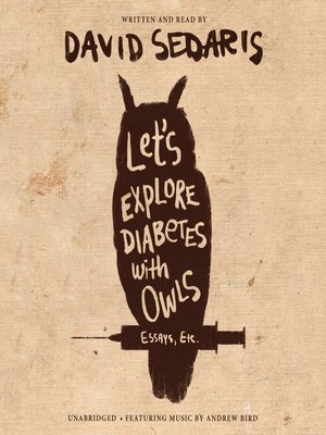 Cover of Let's Explore Diabetes with Owls
