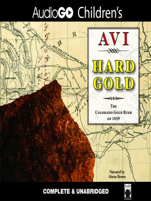 Click this cover for a(n) Audiobook sample of Hard Gold (I Witness).