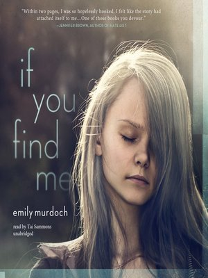 Cover of If You Find Me