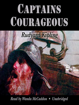 Click this cover for a(n) Audiobook sample of Captains Courageous.