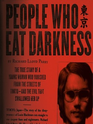 Click this cover for a(n) Audiobook sample of People Who Eat Darkness.