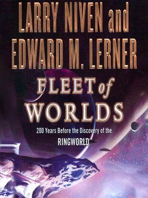 Click this cover for a(n) Audiobook sample of Fleet of Worlds.