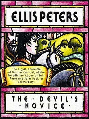 Cover of The Devil's Novice