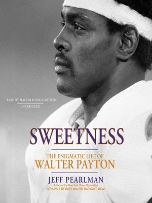 Click this cover for a(n) Audiobook sample of Sweetness.