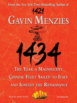 Click this cover for a(n) Audiobook sample of 1434