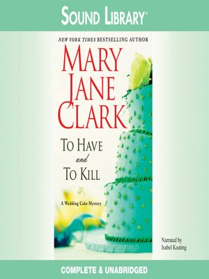 Cover of To Have and To Kill