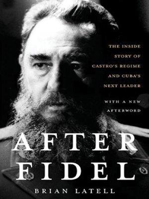 Click this cover for a(n) Audiobook sample of After Fidel.