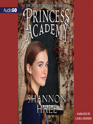 Cover of Princess Academy
