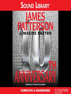Click this cover for a(n) Audiobook sample of 10th Anniversary