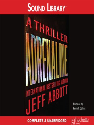 Click this cover for a(n) Audiobook sample of Adrenaline