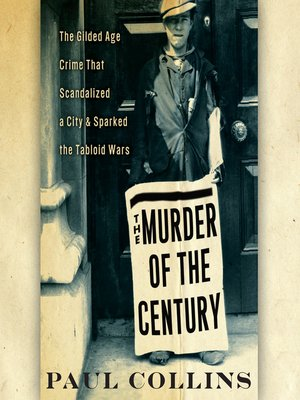 Cover of The Murder of the Century