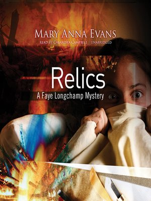 Click this cover for a(n) Audiobook sample of Relics.