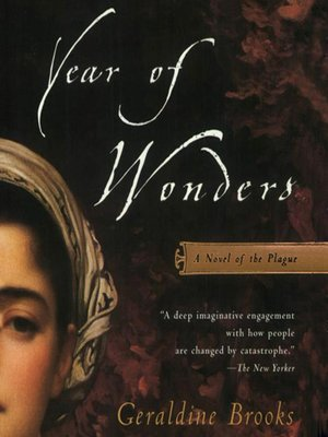 Click this cover for a(n) Audiobook sample of Year of Wonders.