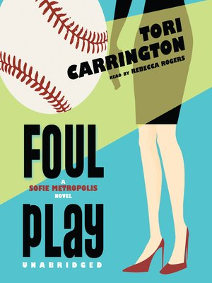 Click this cover for a(n) Audiobook sample of Foul Play