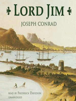 Click this cover for a(n) Audiobook sample of Lord Jim.