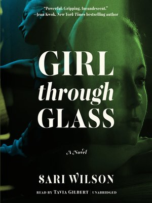 Cover of Girl through Glass