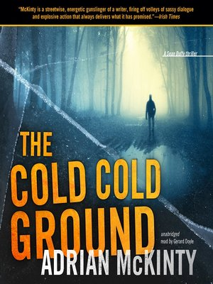 Cover of The Cold, Cold Ground