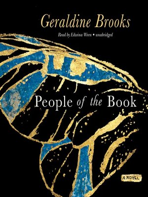 Click this cover for a(n) Audiobook sample of People of the Book