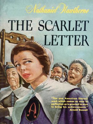 Click this cover for a(n) Audiobook sample of The Scarlet Letter