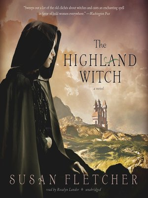 Click this cover for a(n) Audiobook sample of The Highland Witch.