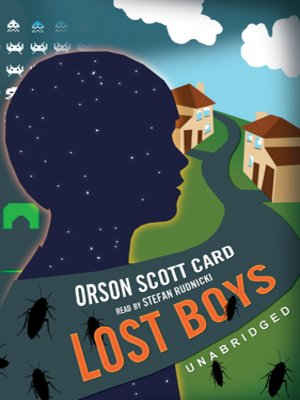 Click this cover for a(n) Audiobook sample of Lost Boys