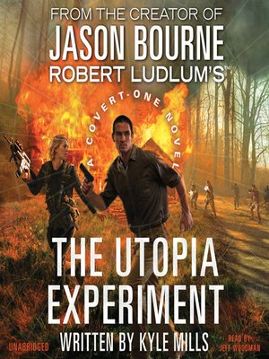 Cover of The Utopia Experiment