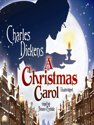 Click this cover for a(n) Audiobook sample of A Christmas Carol