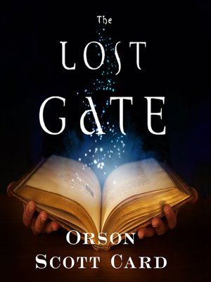 Click this cover for a(n) Audiobook sample of The Lost Gate